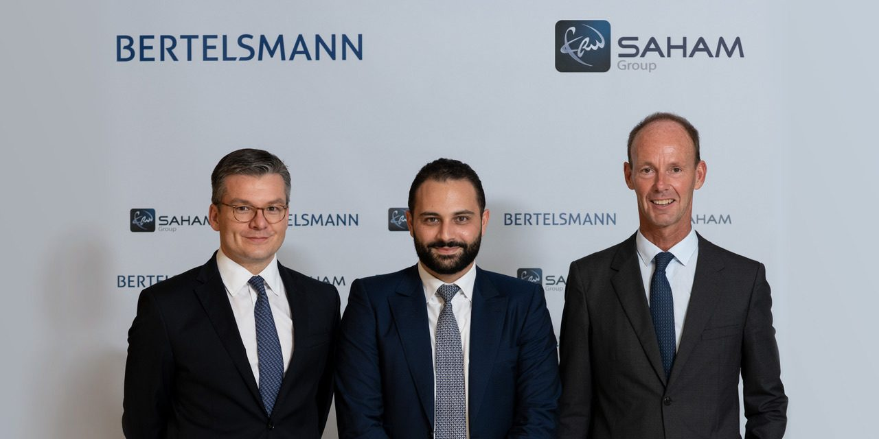 Arvato Systems_Corporate_Bertelsmann und Saham